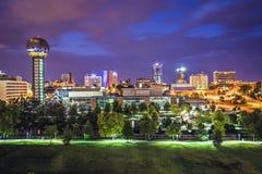 Knoxville Τένεσι Στοκ εικόνα με δικαίωμα ελεύθερης χρήσης