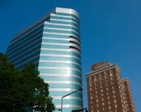 Knoxville-Gebäude Stockbild
