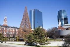Knoxville - ranek w mieście obraz stock
