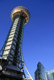 Knoxville Sunsphere Fotografia de Stock