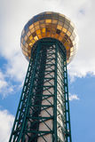 Knoxville Sunsphere Stock Image