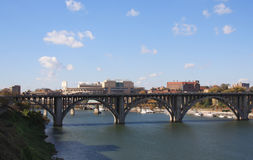 Knoxville, Tennessee Royalty Free Stock Image