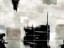 Künstlerischer Hintergrund Lizenzfreies Stockbild