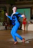 Künstlerischer Tanz spricht 2012-2013 zu Stockfoto