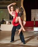 Künstlerischer Tanz spricht 2012-2013 zu Lizenzfreies Stockfoto