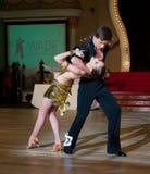 Künstlerischer Tanz spricht 2012-2013 zu Lizenzfreie Stockfotografie
