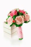 Künstliche Blumen gemacht vom Schwammgummi der Schaum-Iran Schön Lizenzfreie Stockfotos