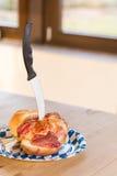 Knuckle of pork Stock Photo