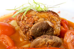 Knuckle of veal Royalty Free Stock Photography