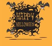 Knuppels. Halloween-monster Royalty-vrije Stock Afbeelding
