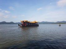 Knur wśród serca Hangzhou fotografia royalty free