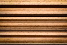 Knurled wooden sticks Royalty Free Stock Photos