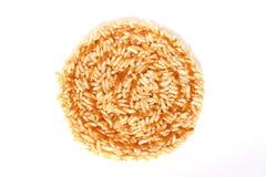 Knusperiger Reis Stockbilder