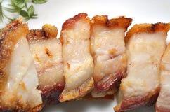 Knusperiges Schweinefleisch Lizenzfreies Stockbild