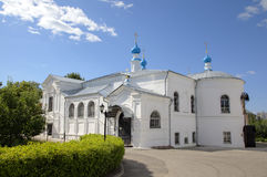 Knyaginin Monastery. Stock Image
