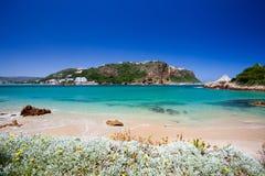 knysna пляжа стоковые фото