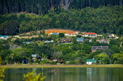 Knysna, трасса сада, Южно-Африканская РеспублЍ. Стоковая Фотография