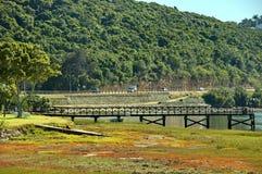Knysna, трасса сада, Южно-Африканская РеспублЍ. Стоковые Изображения RF