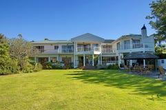 Knysna,庭院途径,南非。 免版税库存照片