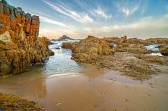 Knysna, Garden Route, South Africa Stock Image