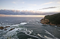 Knysna The Heads. The Heads of Knysna , Garden Route stock photography