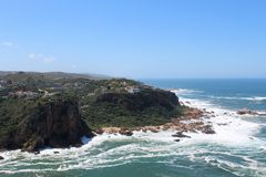 Knysna Heads Stock Photography