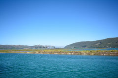 Knysna Heads, South Africa Royalty Free Stock Photos