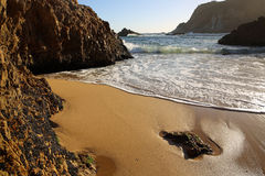Knysna Heads. South Africa Royalty Free Stock Photography