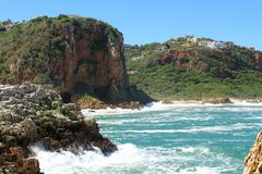 Knysna Heads Royalty Free Stock Images