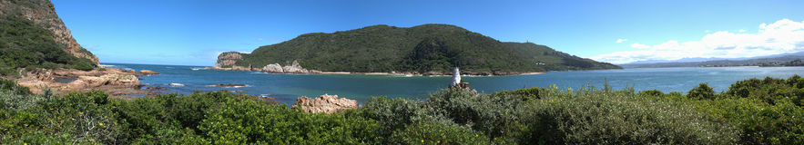 Knysna Heads, Western Cape, South Africa Stock Image