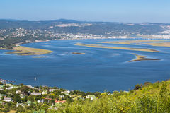 Knysna lagoon Royalty Free Stock Photography