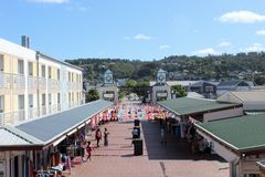 Knysna Waterfront Stock Images