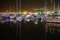 Knysna Waterfront Royalty Free Stock Photography