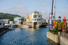 Knysna Waterfront in South Africa Stock Photos