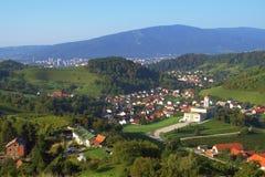 KoÅ¡ aki, Maribor, Slovenië Royalty-vrije Stock Afbeelding