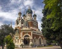 kościelny ładny rosjanin zdjęcie stock