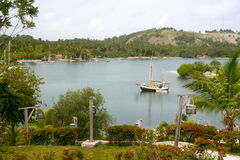 Koöfärja, Haiti Royaltyfri Bild