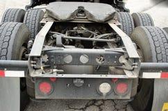 Koła ciężarówka Fotografia Stock