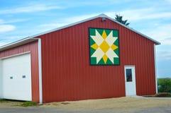 Kołdrowy garaż zdjęcia stock