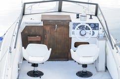 Koło łódź Fotografia Royalty Free