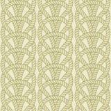 Kołtuniastych morskich arkan bezszwowy wzór Obrazy Stock