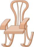 Kołysać krzesła Obrazy Royalty Free