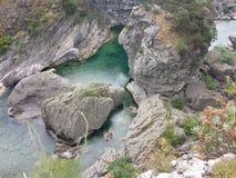 Kołysa, Muntenegro, budha, podróż, cisza Zdjęcia Stock