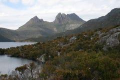 Kołysankowa góra, Tasmania, Australia Obraz Royalty Free