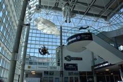 Kołyska lotnictwa muzeum na Long Island w Nowy Jork, usa obraz stock