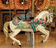 koń karuzeli obraz stock