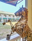 koń machinalny zdjęcie stock