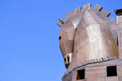 Koń Trojański Obrazy Stock