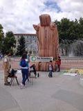 Koń Trojański Fotografia Royalty Free