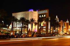 końcówka las południe pasek Vegas obrazy royalty free